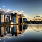 Newcastle-upon-Tyne, United Kingdom, Quayside