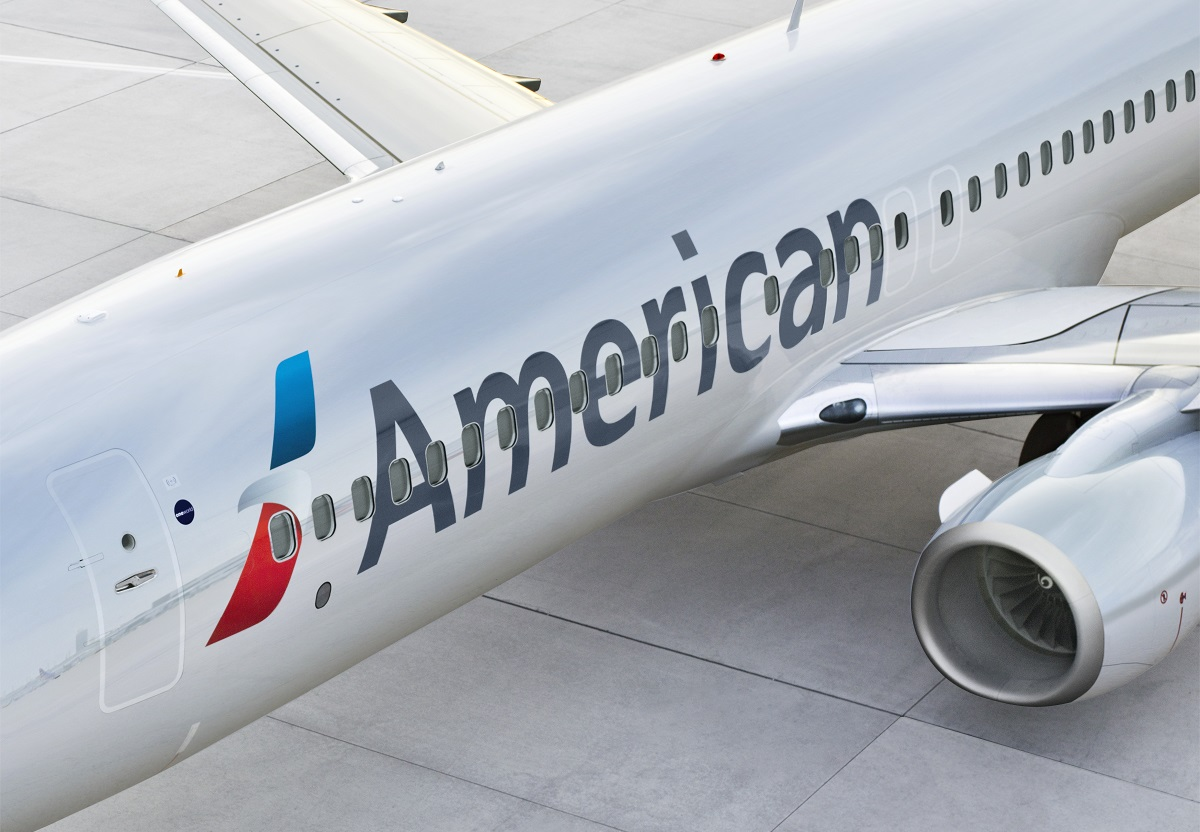 American Airlines livery