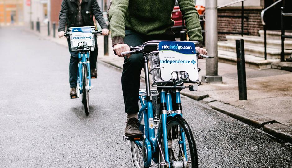 Indego Philadelphia Bike Share