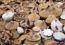 Morocco Market Baskets