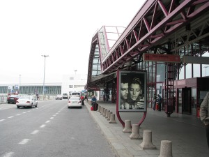 Frederic Chopin WAW Airport