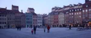 Warsaw Featured