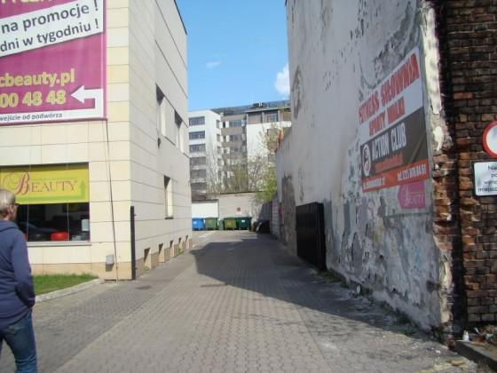 Strolling through Praga District, Warsaw, Poland