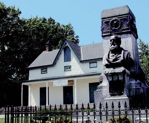 Garibaldi-Museum House Staten Island, taken from StatenIslandUSA.com.