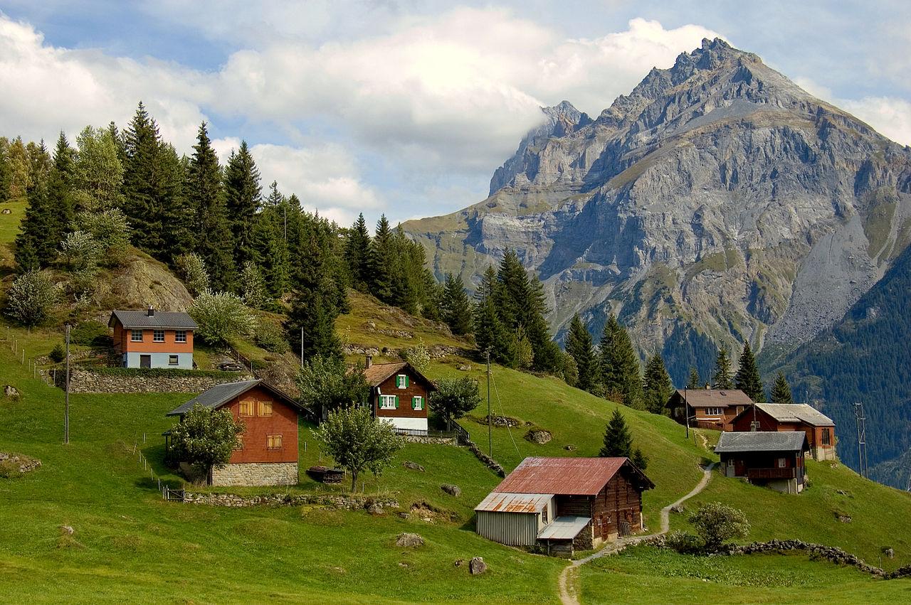 Arnisee Region, Switzerland
