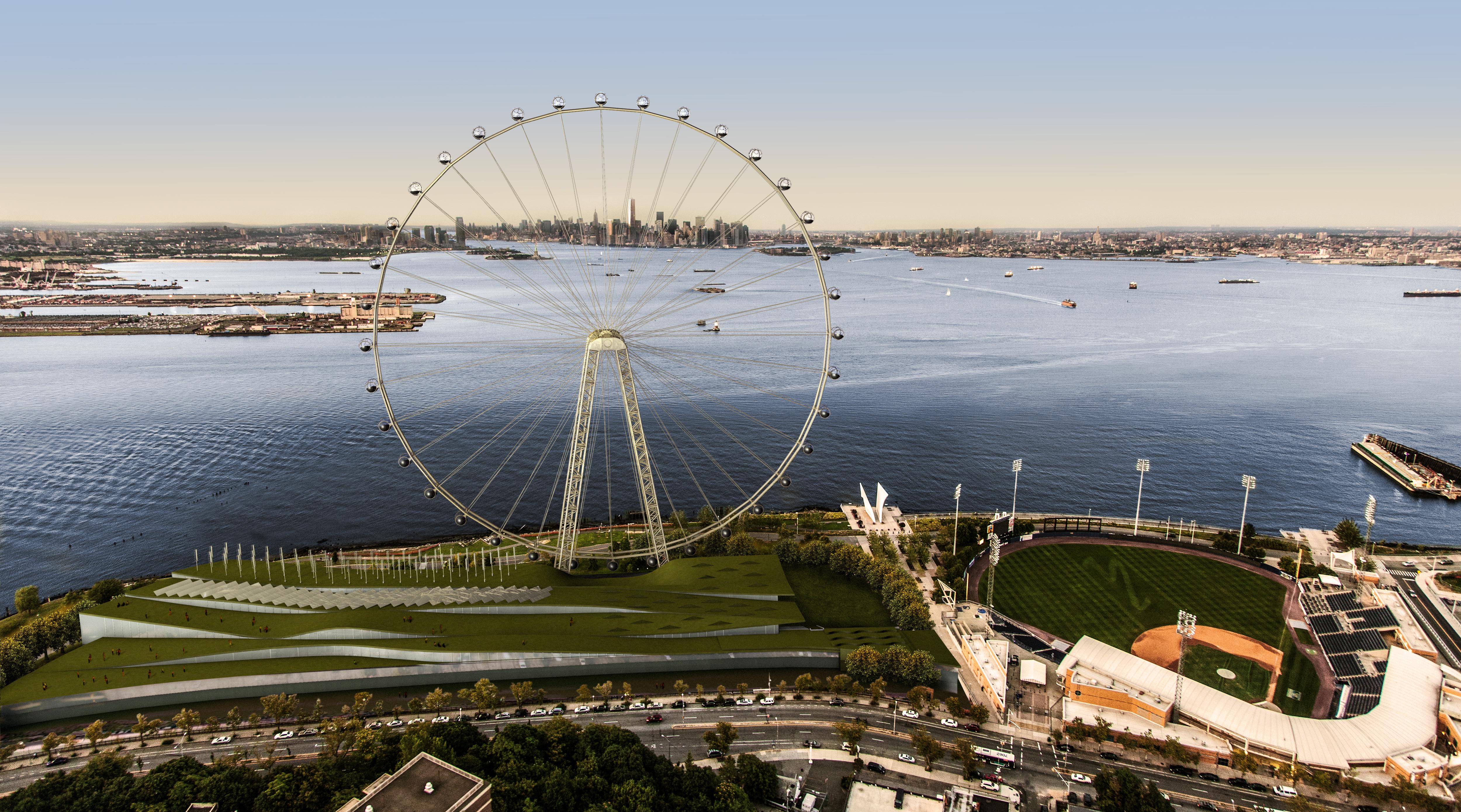 New York Wheel Development
