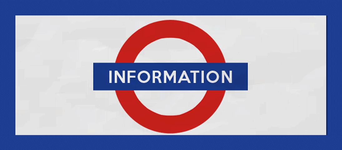London Underground-Infographic