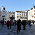 Out and About at the Piazzas del Udine