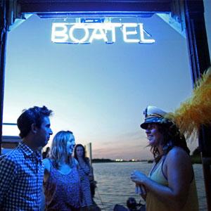 The Boatel Alternative Accommodations