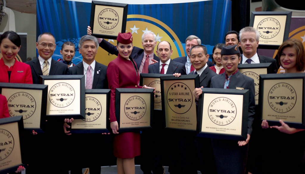 2013 Skytrax World Airline Awards