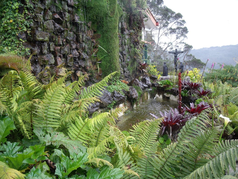 Gardens at Monserrate Bogota (1)