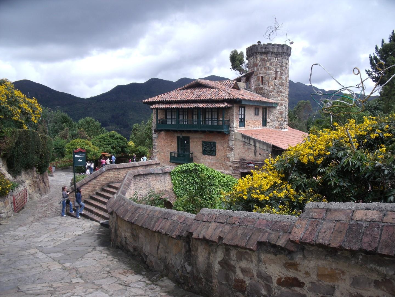 Gardens at Monserrate Bogota (3)
