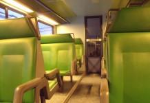Train Amsterdam