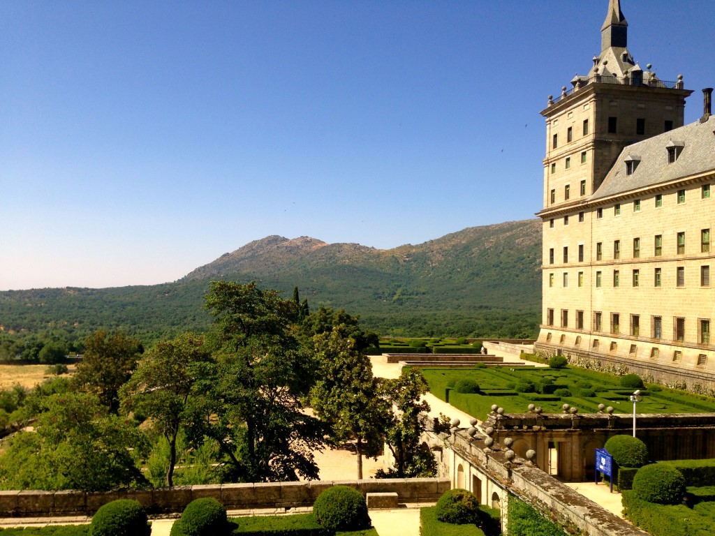Royal Seat of San Lorenzo de El Escorial Spain (1)