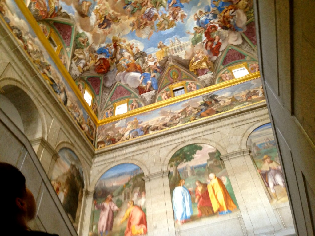 Royal Seat of San Lorenzo de El Escorial Spain (2)