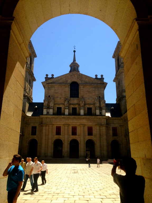 Royal Seat of San Lorenzo de El Escorial Spain (3)