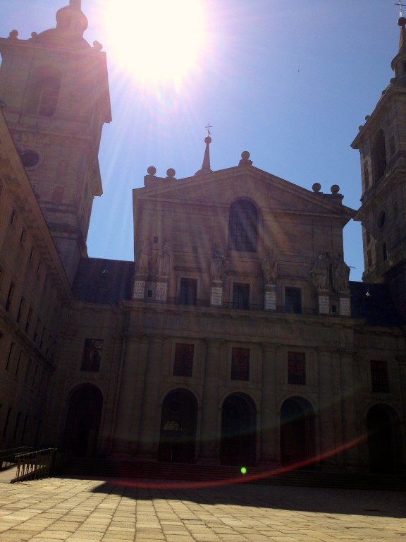 Royal Seat of San Lorenzo de El Escorial Spain (5)