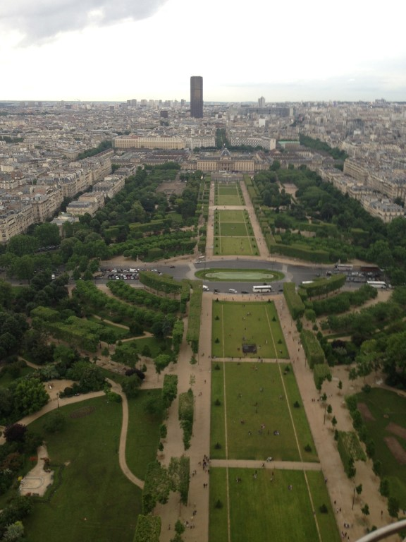 View from Eiffel Tower (2)