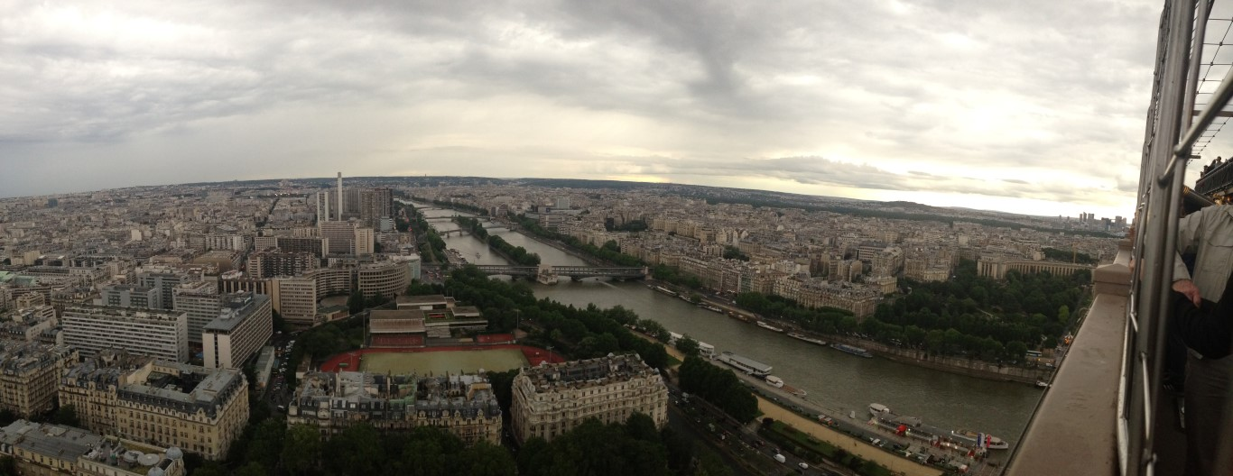 View from Eiffel Tower (3)
