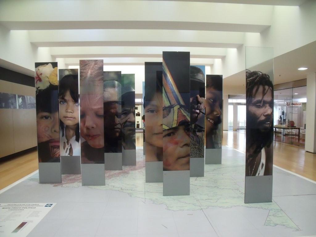 Inside Museo del Oro Bogota (1)