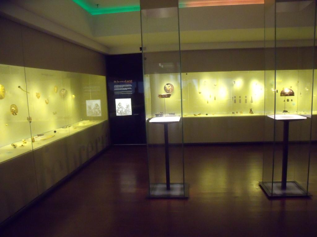 Inside Museo del Oro Bogota (2)