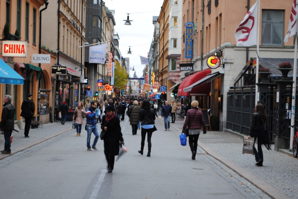 Around Stockholm