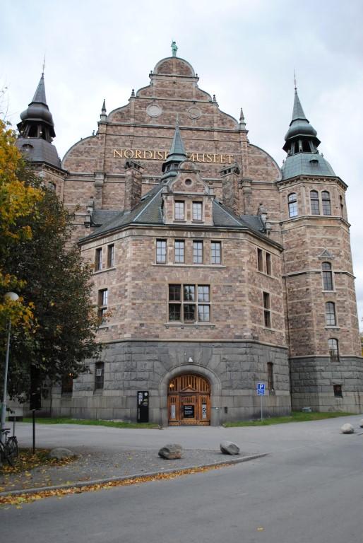 Waldemarsudde Palace on Djurgården, Stockholm, Sweden