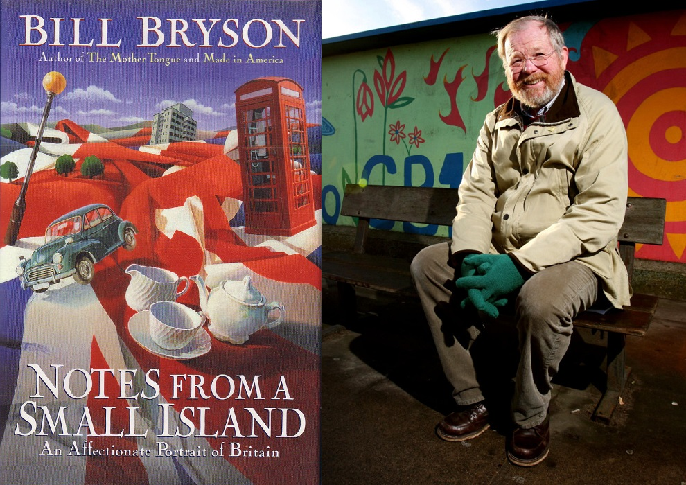 Bill Bryson Notes from a Small Island