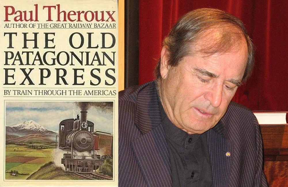 Paul Theroux Old Patagonian Express