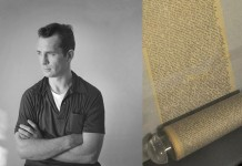 Jack Kerouac and On The Road Scroll