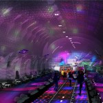 OXO Paris Underground Proposal - Nightclub