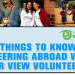 Things to Know Before Volunteering Abroad Infographic Featured