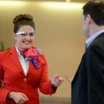 Virgin Atlantic Google Glass