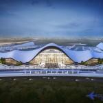 Laguardia Airport Rendering Neoscape