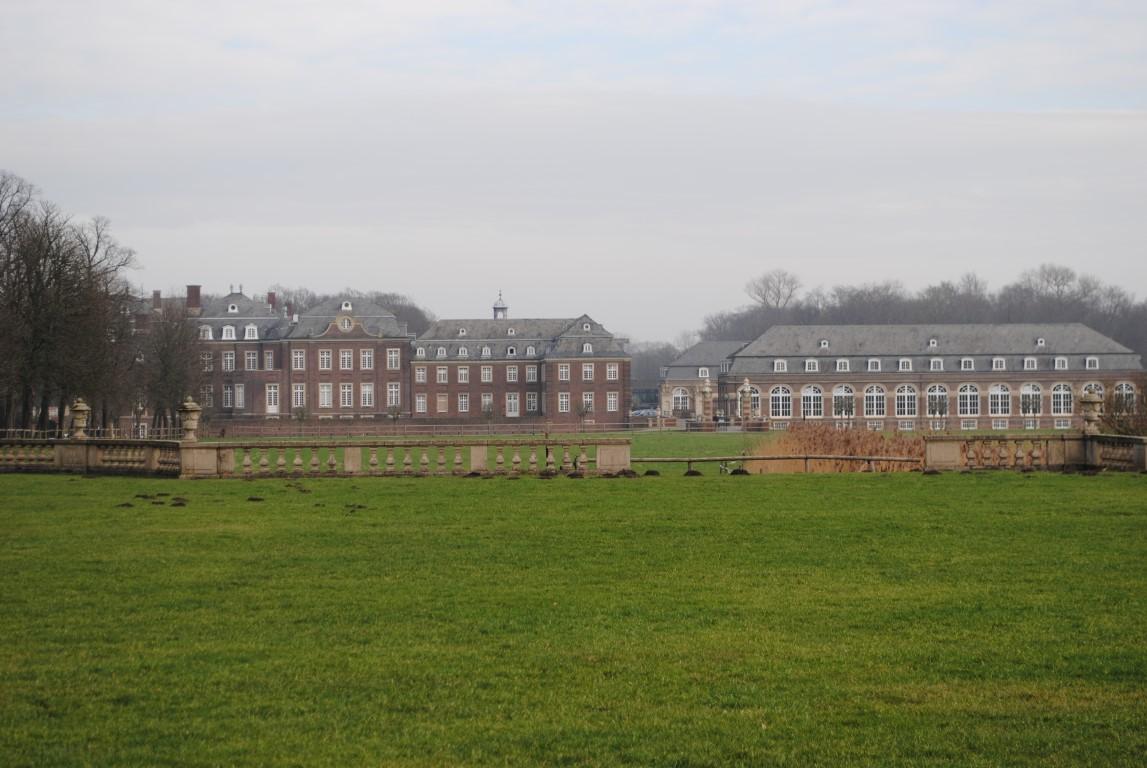 Moat around Schloss Nordkirchen