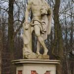 Statue near Schloss Nordkirchen