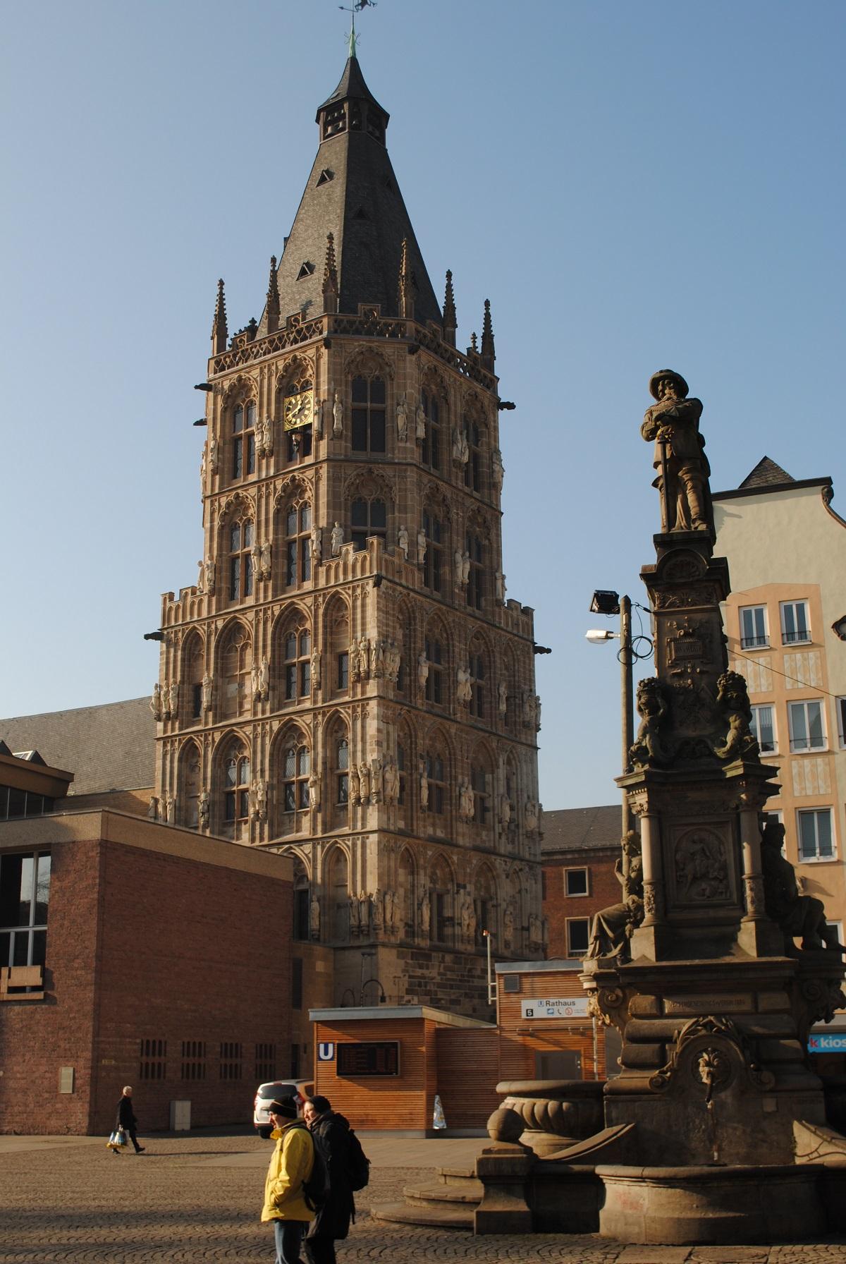 Cologne Rathaus