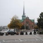 Copenhagen Stock Exchange Dragon Spire