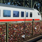 Love Locks on Hohenzollernbrucke, Cologne