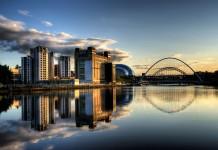 Newcastle-upon-Tyne, United Kingdom, Quayside