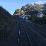 Bergen to Oslo Train
