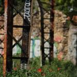 Graffiti around Paris