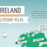 Ireland Literary Atlas Infographic