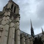 Notre Dame de Paris SW