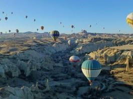 Love Valley Cappadocia Hot Air Balloon