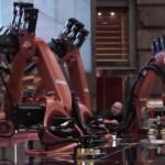 Royal Caribbean Robot Bar