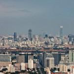 Beijing from Financial Street