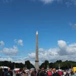 Luxor Obelisk Paris