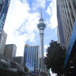Sky Tower and Auckland
