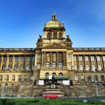 National Museum Wenceslas Square Prague